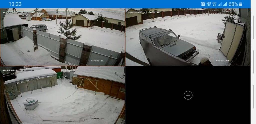 Видеонаблюдение в дом Уфа Реше